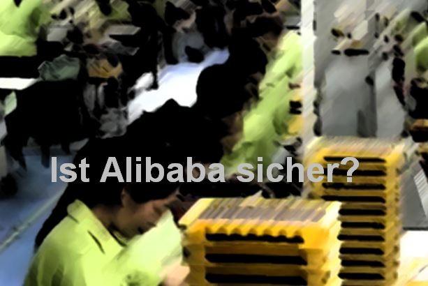 Ist Alibaba sicher?