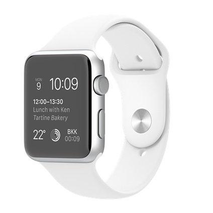 Apple Smartwatch im Smartwatch Test Dezember 2015