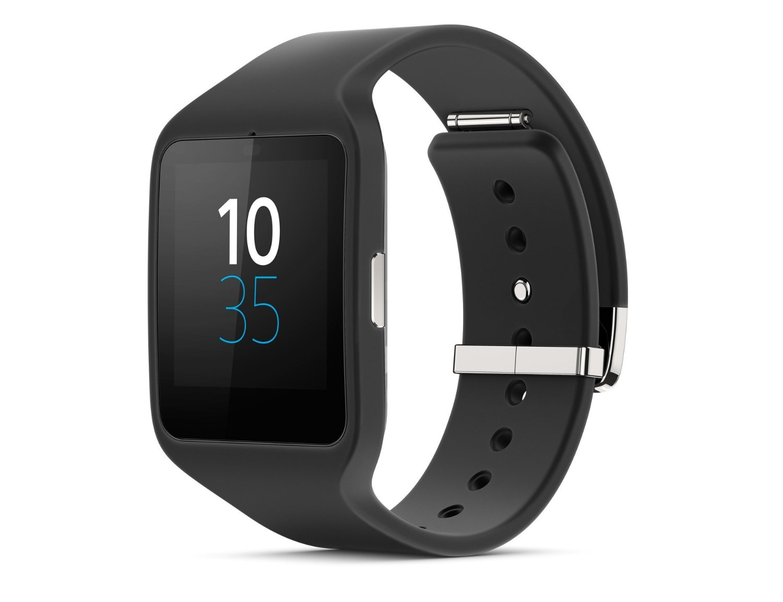 Sony Smartwatch 3 im Smartwatch Test Dezember 2015