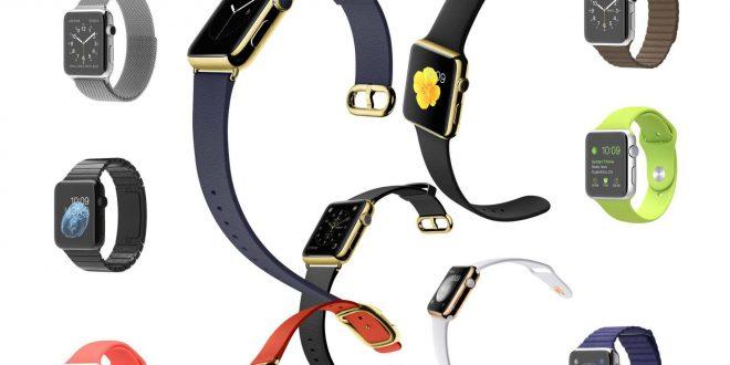 Apple Watch Armband Test Januar 2016