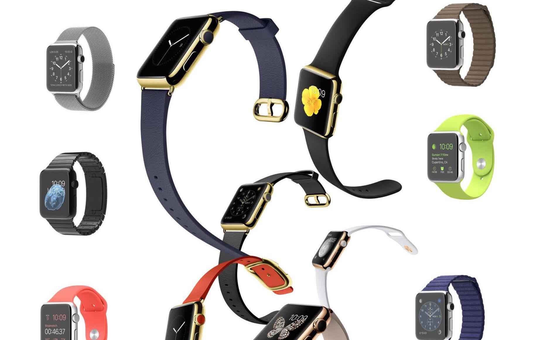 Apple Watch Armband Vergleich Januar 2016 – Die besten Armbänder für die Apple Watch